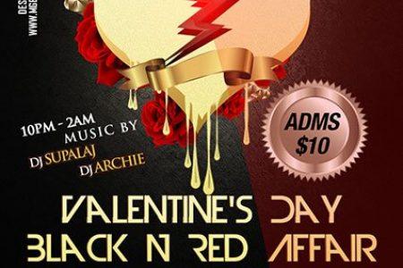 Valentine's Black n Red Affair