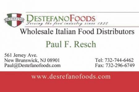 Destefano Foods