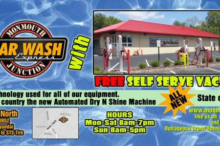 Monmouth Junction Car Wash
